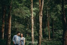 Shella & Febbry by Hieros Photography