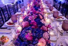 Fairytale Garden Wedding by Vonre Events