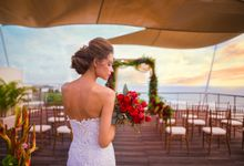 Wedding at Bene Rooftop by Sheraton Kuta by Sheraton Bali Kuta Resort