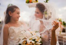 Wedding at Sheraton North Courtyard by Sheraton Bali Kuta Resort