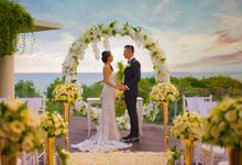 Intimated Sunset Wedding Sheraton Kuta by Sheraton Bali Kuta Resort