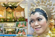 The Wedding Shofia dan Ericko - Reception by FotoimOet