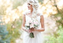 Real brides with Weddingbliss accessories by Weddingbliss