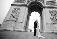 A Parisian Wedding - Lauren & Mitch by gm photographics