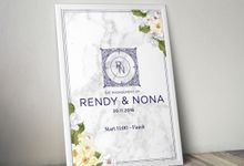 Rendy & Nona by Paper and Oath