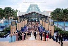 Real Wedding at The Mulia Bali by The Mulia, Mulia Resort & Villas - Nusa Dua, Bali