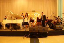 Wedding Chrispian & Elza by Teddy Chen Music Entertainment