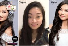 Before and After Look by NNMakeup
