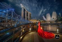 Singapore Wedding Part 1 by The Luminari