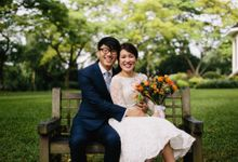 pre-wedding - joey & lynette by Forest Productions