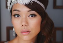 Wedding Evening Looks by TheLittleBrush by TheLittleBrush Makeup