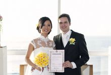 The Wedding Siska & Moritz by Mara Bali Wedding