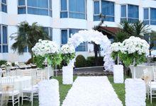 Sky Garden Wedding by Millennium Hotel Sirih Jakarta