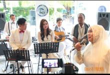 WEDDING of FEBRINA & LEO by Dusie & FRIENDS Acoustic Band