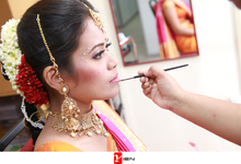 Indian Wedding Day by Yien Photography