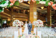 Holy Matrimony Decoration by Fleur de Lis