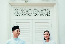 Fauzi & Nadiah by 27A
