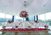 NOVA Room Solemnization by ONE°15 Marina Sentosa Cove, Singapore