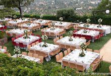 Garden Wedding by Dreams In Style