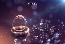 Wedding of Stefen & Nessya by VIVO Pictures
