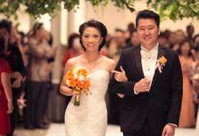 Stefen & Nessya (Thamrin Nine Building) by Maestro Wedding Organizer