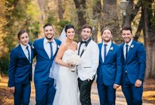 My Classic Greek Wedding by Stephanie