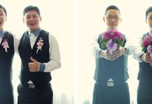 Wedding Stephen & Ingrid by Sheraton Surabaya Hotel & Towers