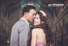 Steven & Yomi Pre Wedding by Ajphotographystudioz