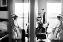 As Sweet As Brownie Bite Cookies - Stevie & Anne Wedding by Kairos Works