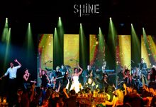 Amazing Wedding in Sporting Monaco by SHINE Live Band