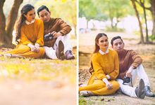 Abandoned Affection - Styled Shoot by Go Panda Productions