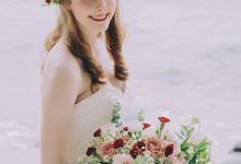 JESS OUTDOOR STYLE SHOOT by Cocoon makeup and hair