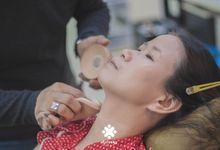 Wedding - Lie Lie by Herry Ang MUA