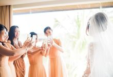 Sunarto & Stefi Wedding by Rhapsody Enterprise