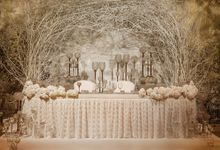 Winter Wedding by Wedding People