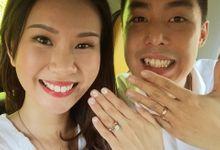 Sam & Ben -  Bespoke Wedding Bands by Vault Fine Jewellery
