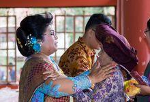 Syukuran Pernikahan Frendly & Grace by 98 photograph