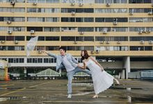 Dancing with the rain by French Toast Productions