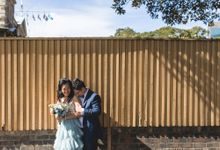 Tahayu & Amelia Prewedding by Flinklupe Production
