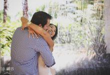Hannah & Luke Engagement by  Tara Arseven Photography