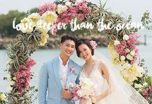Love Deeper Than The Ocean Part 1 by Wedrock Weddings