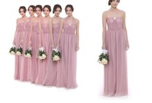 Tulle Dress by MALVA Bridesmaids
