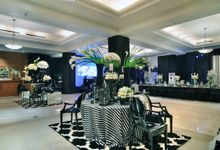 Intimate Wedding at Lobby Lounge by The Dharmawangsa Jakarta