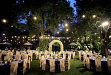 Wedding at Poolside by The Dharmawangsa Jakarta