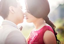 Prewedding Luki and Monica by Capotrait Photography