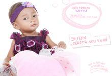 THALITA BABY COLLAGE ALBUM by Lovara Wedding
