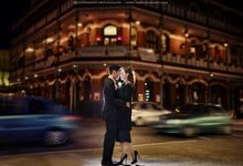 Sabrina & Mulyadi Prewedding Session by Thepotomoto Photography