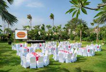 Wedding at HARRIS Hotel & Residences Sunset Road by Harris Hotel & Residences Sunset Road