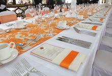 Reni & Ubay Wedding - Royal Wedding Keraton Jogja 2011 by S2 Banquet