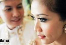 Rika + Doly Wedding by Tikma Photography